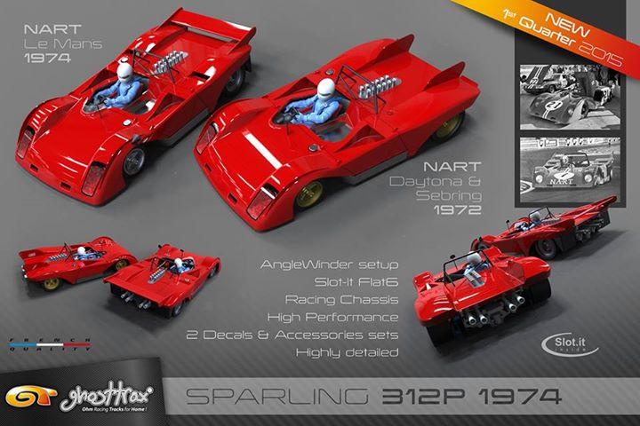 Ghost Trax  Sparling 312P