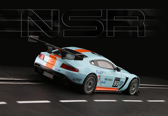 NSR: ASV GT3 Gulf Edition #89 – Blancpain GT Championship (1187AW)