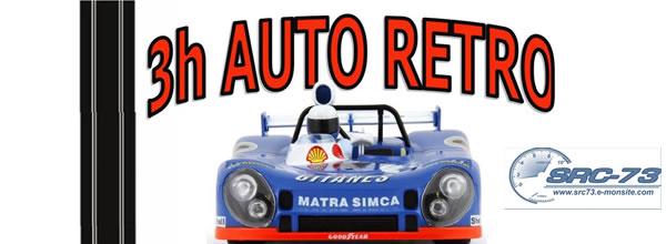 SRC73: Les 3h Auto Rétro 2014