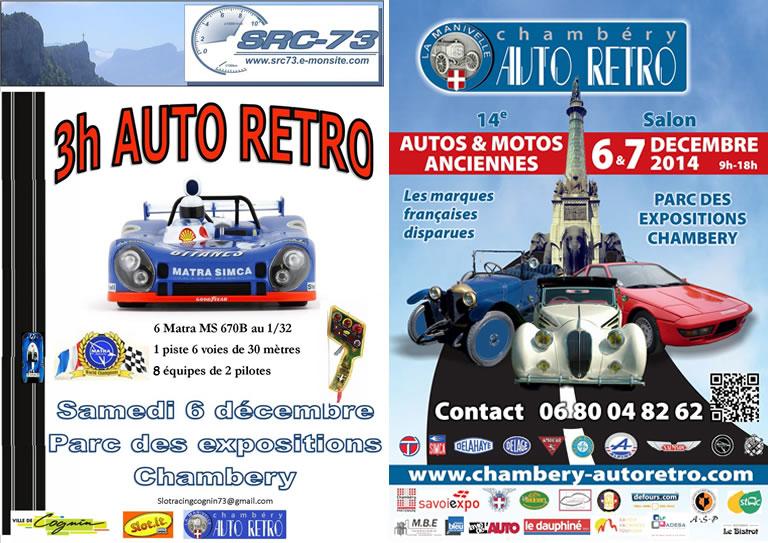 SRC73 Les 3h Auto Rétro 2014