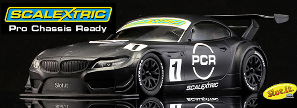 Scalextric PCR Slot it La BMW Z4 GT3 le buzz de noel