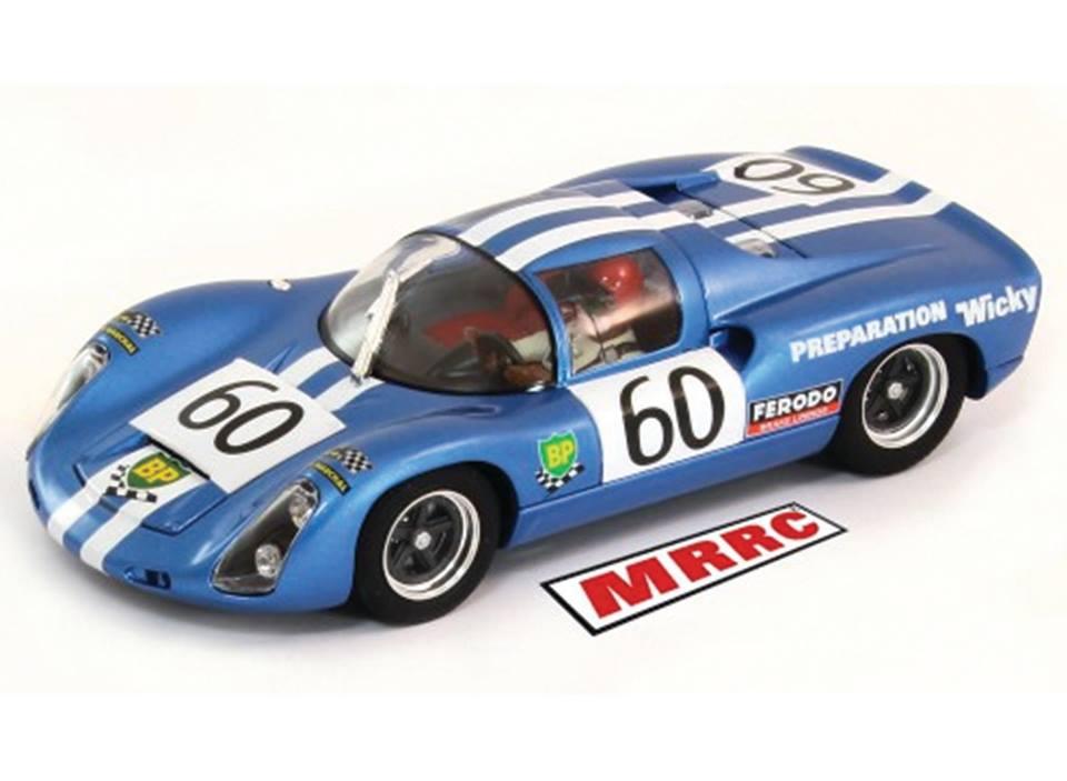 MRRC Porsche 910 LM 1970