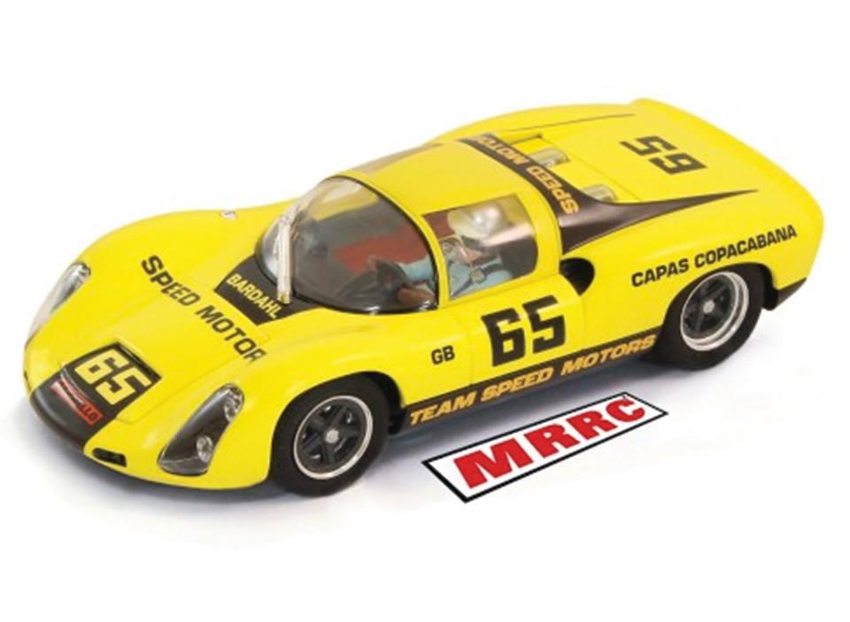 MRRC Porsche 910 LM 1970 MERC