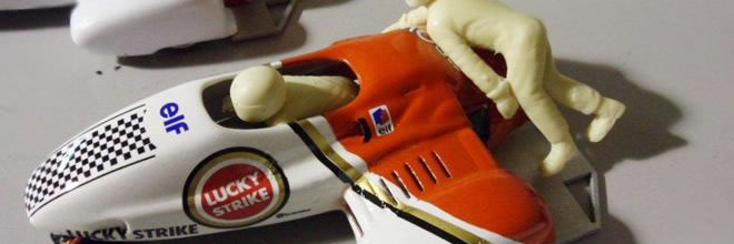 BRM Le Sidecar pour le slot présenté aux Etats Unis
