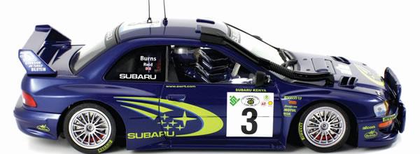 MSC Competition: Subaru Impreza WRC Rallye Kenya 2000 MSC-6042