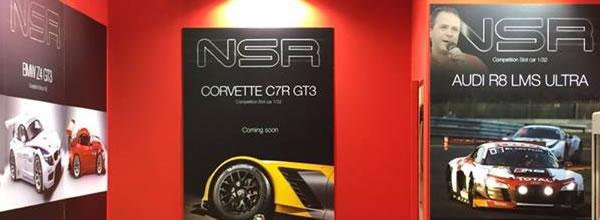 NSR les photos du stand au salon de Nuremberg 2015