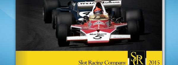 SRC: Slot Racing Company le catalogue 1015