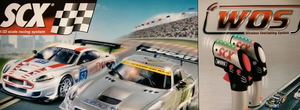 Scalextric: le systeme digital Wos