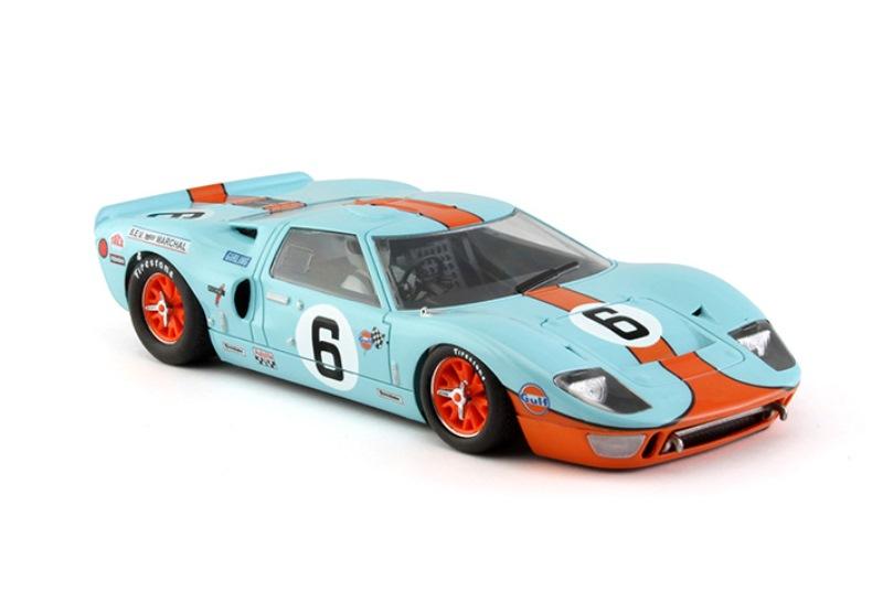 NSR la Ford GT40 Gulf 1969 Le Mans Winner NSR1159SW