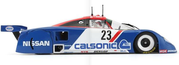 Slot it: La Nissan R89C #23 Le Mans 1989 CA28a en approche