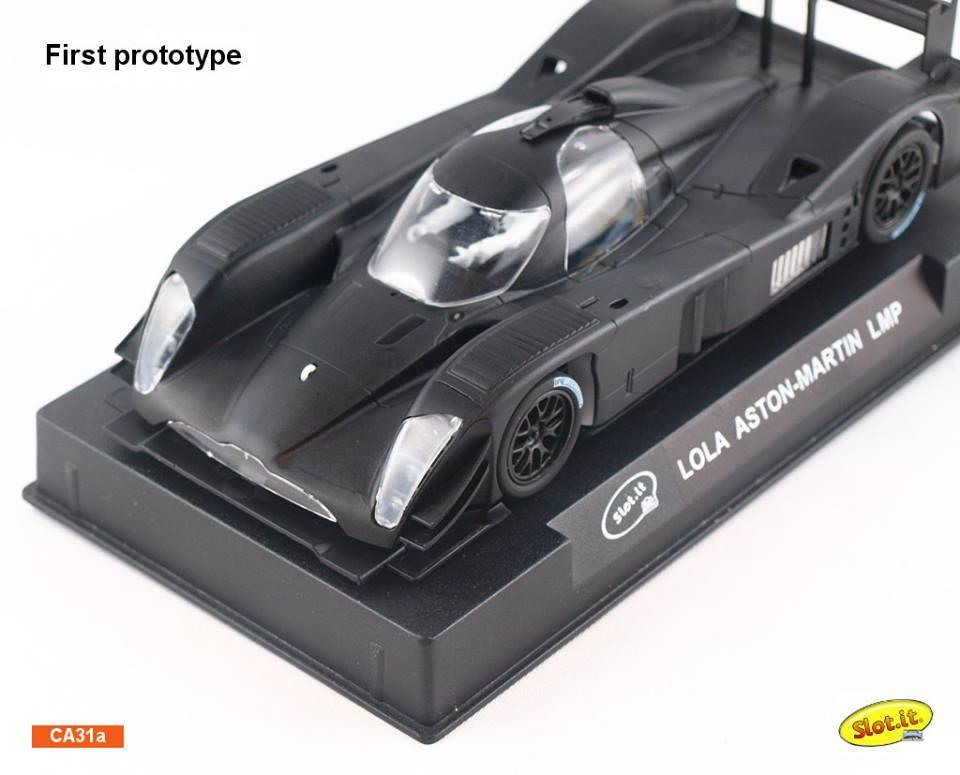 Slot it les photos du prototype Lola Aston Martin DBR1-2