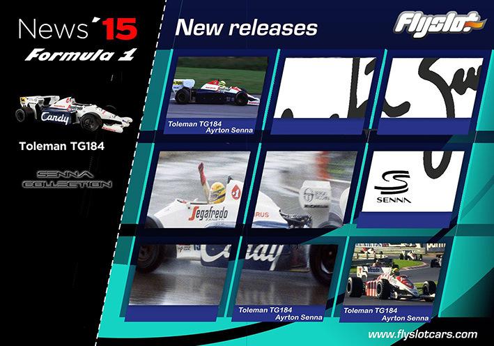 Flyslot collection F1 Senna