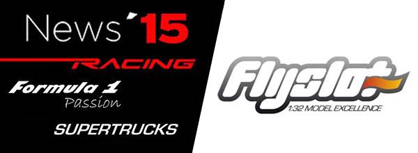 FlySlot la catalogue complet de l'année 2015