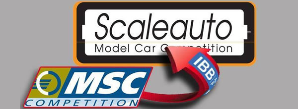 IBB Auto Racing: Scaleauto absorbe MSC Competition