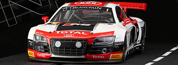 NSR L'Audi R8 LMS Spa-Francorchamps 2014 winner 1186AW