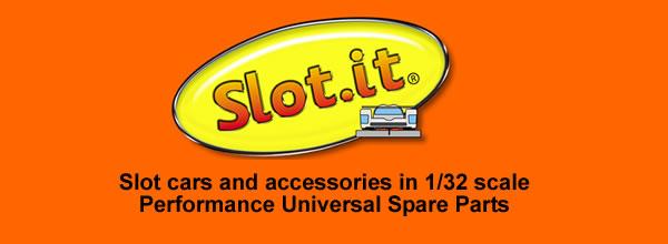 Slot it: Petite nouveauté sur les chassis des voitures de slot