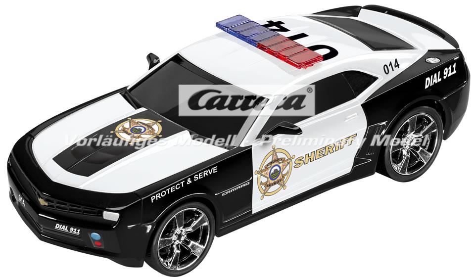 "Chevrolet Camaro ""Sheriff"" Carrera 64031"