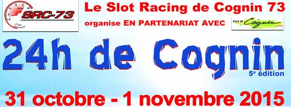SRC73 La course des 24H de Cognin 2015 est lancée