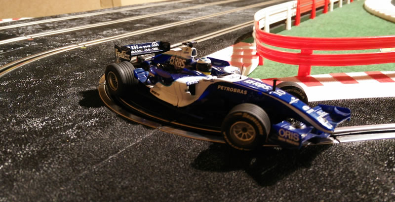 F1 Scalextric Jean Marc