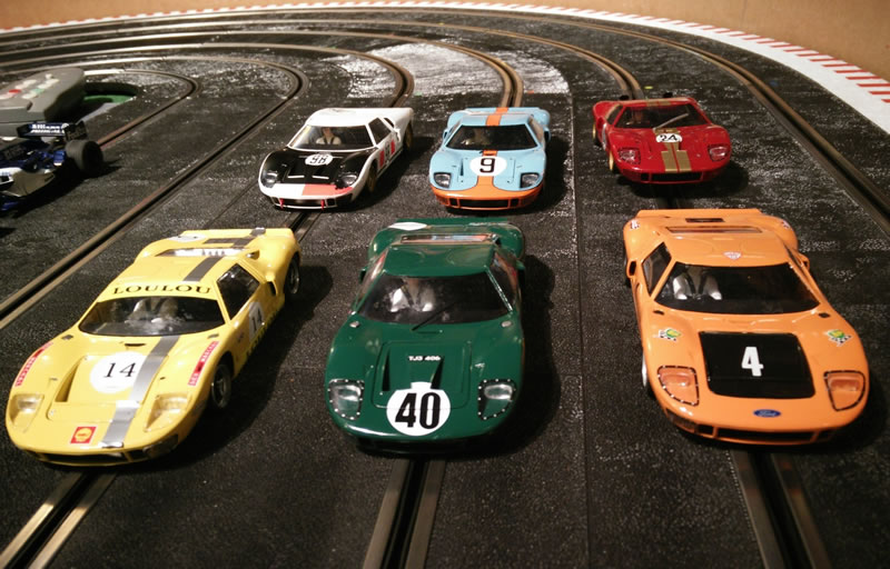 Ford GT 40 Slot it