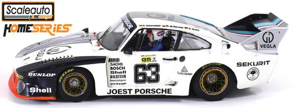 Scaleauto: Porsche 935J Vegla dans la gamme Home Series