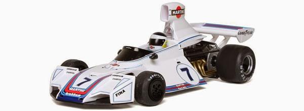 Flyslot : la Brabham BT44 Argentine 1975 GP, Martini Racing Team