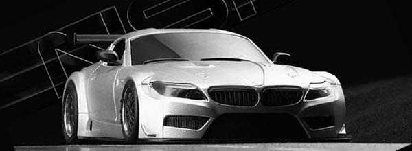 NSR: la BMW Z4 GT3