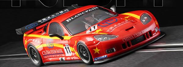 NSR: la Corvette C6R Exim Bank Team China 1191AW