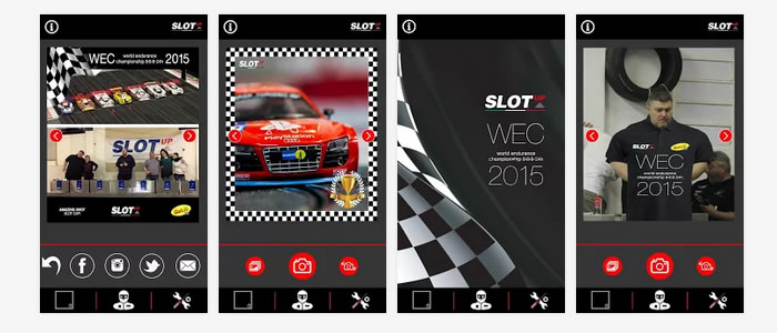 Application Android SlotUp