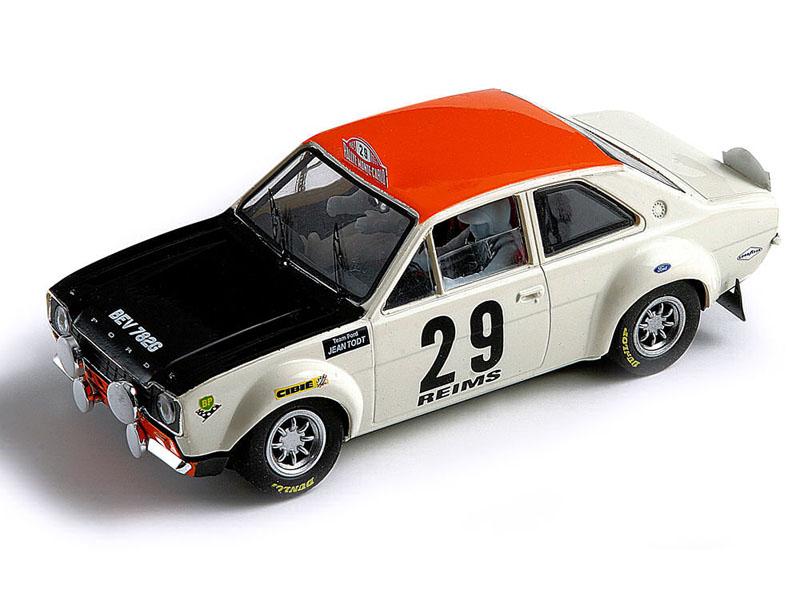 Ford Escort Mk1 Rally Version Monte Carlo 1969 Pidot/Todt