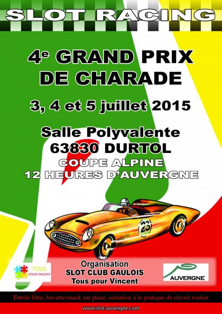 Grand prix de Charade 2015