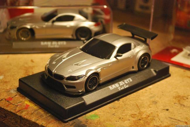 NSR BMW Z4 GT3 photo by RacerDoug  Slotcarillustred
