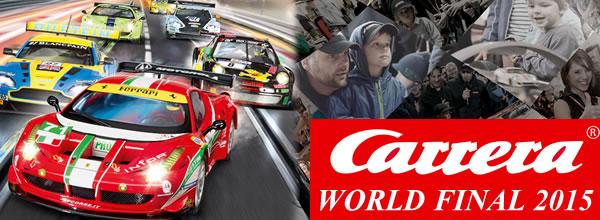 Carrera Un sloteur français pour la coupe du monde Carrera 2015