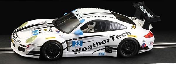 NSR: la Porsche 997 GT3 RSR WeatherTech Rolex 24h Daytona 2015