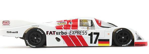 Slot it: Porsche 962C LH n.17 Le Mans 1993 CA03h