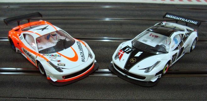 Italia GT3 Black Arrow