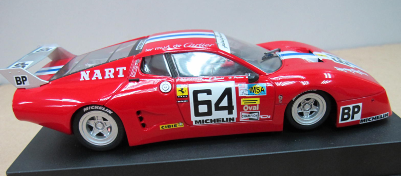 Ferrari 512BB/LM NART Le Mans 24h 1979