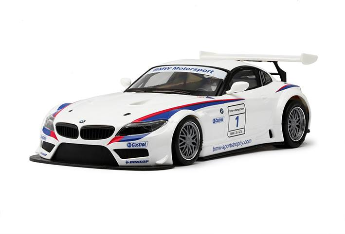 NSR: La BMW Z4 Motorsport #1 arrive en juillet