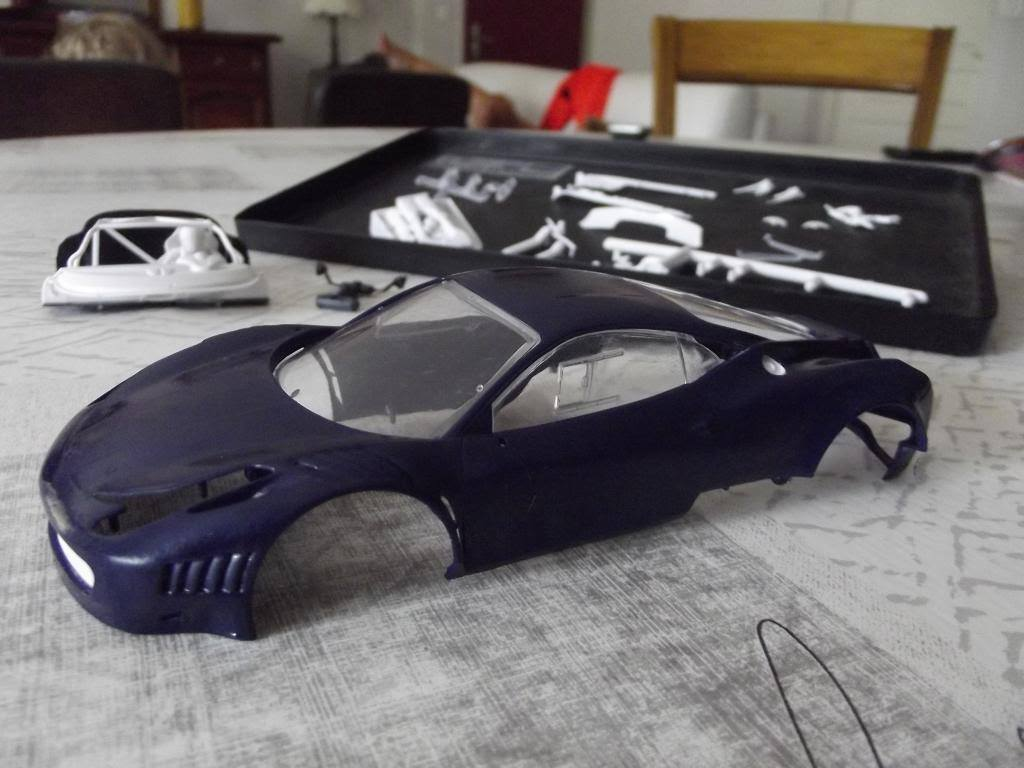Black Arrow GT3 Italia
