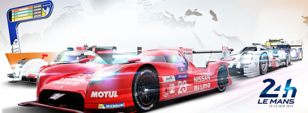 24 Heures du Mans 2015: Porsche domine les qualifications