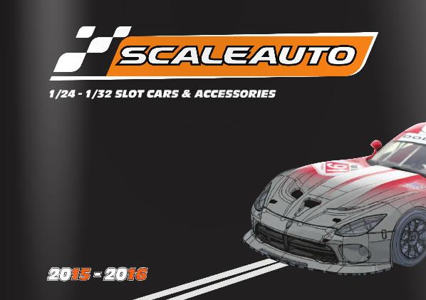 Voir le Catalogue Scaleauto