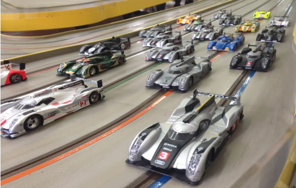 Dijon Racing Slot: Les 24h de Slot Racing 2016
