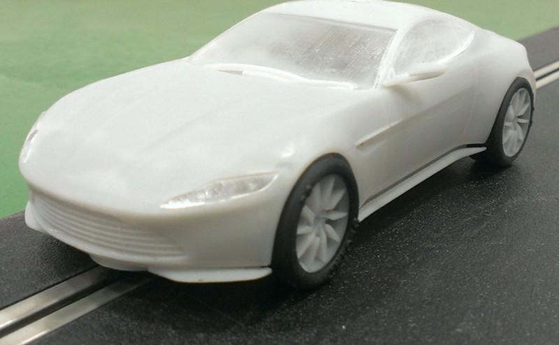 Scalextric: L'Aston DB10 de James Bond
