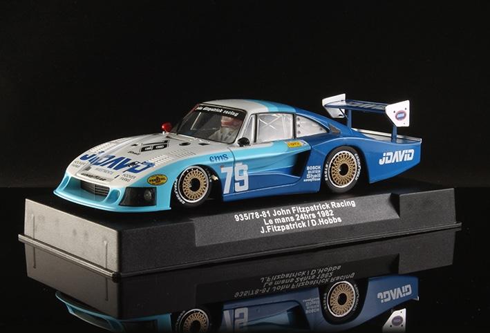Porsche 935/78 Moby Dick JDavid Le Mans 1982