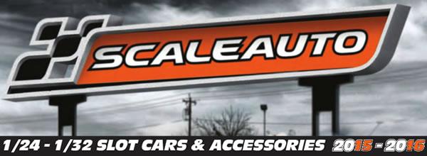 Scaleauto Le catalogue 2015-2016
