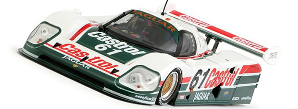 Slot it: la Jaguar XJR12 Castrol n.61 1st Daytona 1990 CA13e