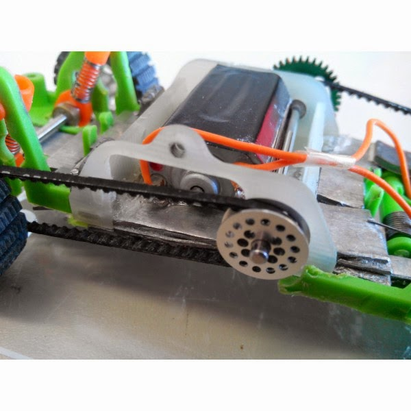 chassis K-slot pour camion Man