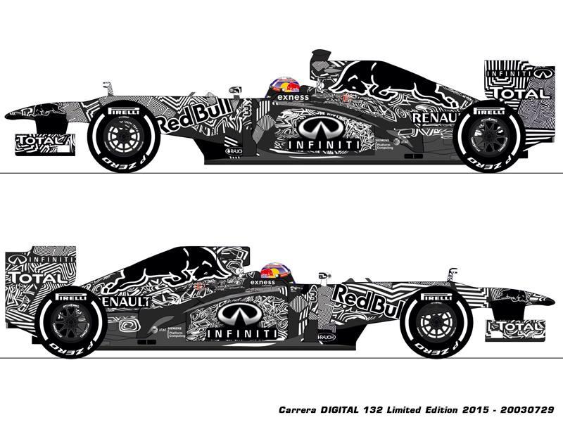 F1 infinity Red Bull Racing