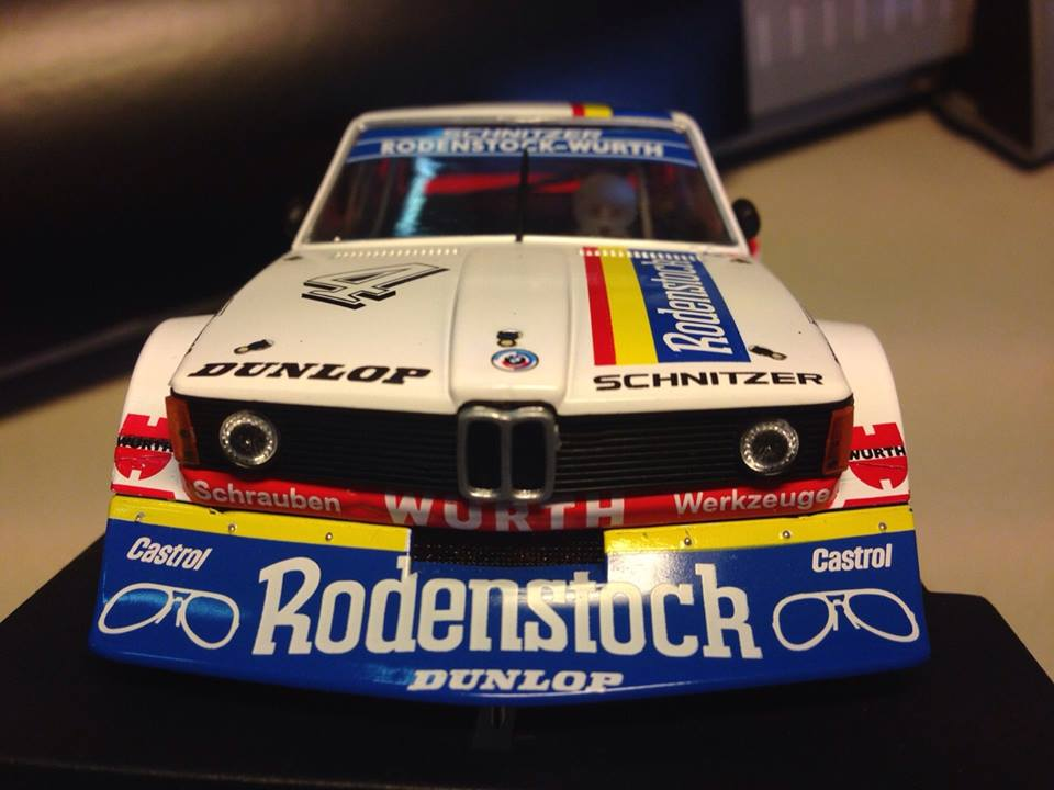 Sideways: les photos de la BMW 320i Rodenstock Groupe 5