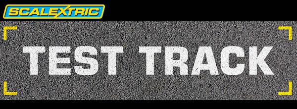 """Scalextric: Le """"Test Track"""" un blog pour tout savoir sur la marque"""